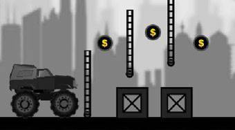 Stunt Run - online game | Mahee.com