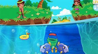 Piranha Hunter - Game | Mahee.com