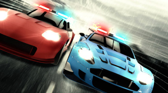 Police Hot Racing - online game | Mahee.com