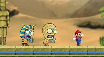 Mario Egypt Run | Free online game | Mahee.com