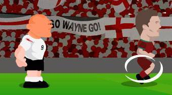 Rooney on the Rampage | Free online game | Mahee.com