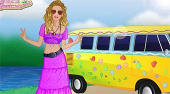Fashion Studio: Hippie Hottie | Mahee.com
