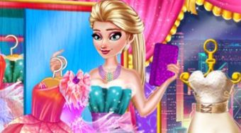 Elsa Fairy Party Dress Up | El juego online gratis | Mahee.es