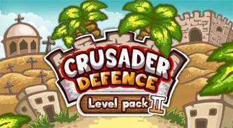 Crusader Defence Level Pack 2 | Free online game | Mahee.com