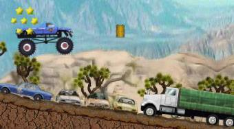 Monster Truck Revolution 2 | Mahee.es