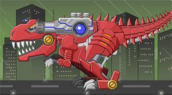 Toy War Robot Mexico Rex - online game | Mahee.com