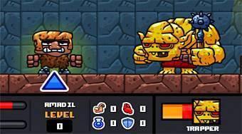 Deterministic Dungeon | Free online game | Mahee.com