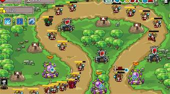 Defend Kingdom Wars - online game | Mahee.com