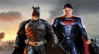 Batman vs Superman: Who Will Win - online game | Mahee.com