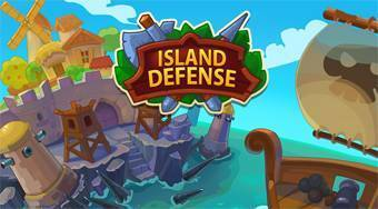 Island Defense | Free online game | Mahee.com
