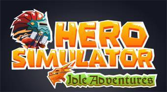 Hero Simulator Idle Adventures - Le jeu | Mahee.fr