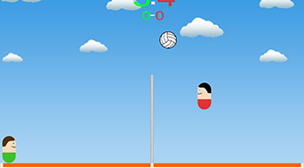 VolleyBall | Free online game | Mahee.com