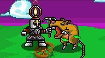 Egg Knight - online game | Mahee.com