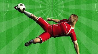 Footy Flick | Free online game | Mahee.com