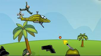 Heli Intrusion | Free online game | Mahee.com