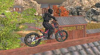 Bike Trials | Mahee.fr