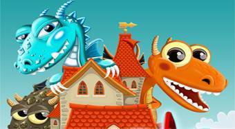 Trouble Dragons | Free online game | Mahee.com
