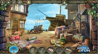 The Pirate Fellowship - Le jeu | Mahee.fr