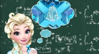 Elsa College Games | Free online game | Mahee.com