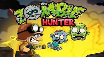 Zombie Hunter - online game | Mahee.com