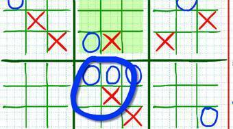 Strategic Tic-Tac-Toe | Mahee.com