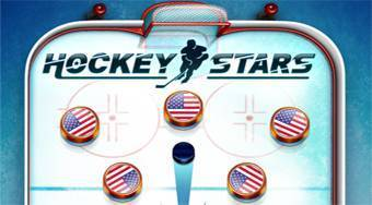 Hockey Stars - online game | Mahee.com