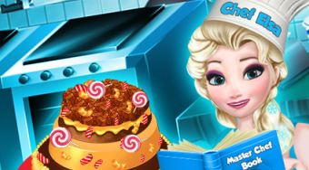 Elsa Sweet Shop - online game | Mahee.com