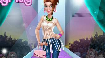 Dove Runway Dress Up - El juego | Mahee.es