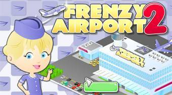Frenzy Airport 2 | Mahee.com