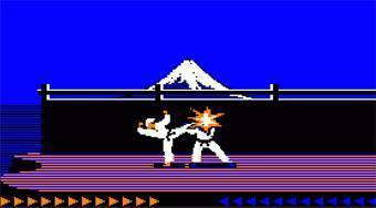 Karateka - online game | Mahee.com