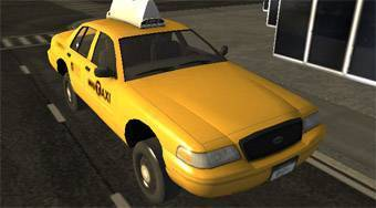 NYC Taxi Academy - online game | Mahee.com
