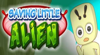 Saving Little Alien - Le jeu | Mahee.fr