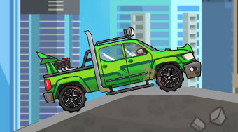 Truck City | Free online game | Mahee.com
