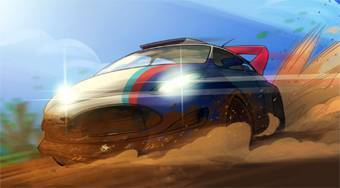 Rally Racer | Free online game | Mahee.com