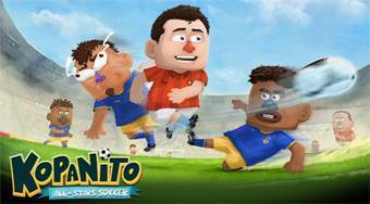 Kopanito All-Stars Soccer - Game | Mahee.com
