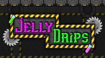 Jelly Drips - online game | Mahee.com