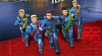 Thunderbirds - Game | Mahee.com
