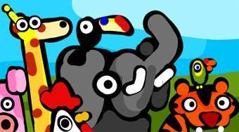 ABC Animal - online game | Mahee.com