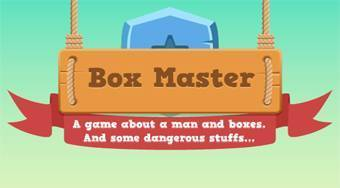 Box Master | Free online game | Mahee.com