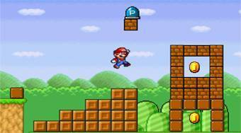 Super Mario Save Peach - Le jeu | Mahee.fr