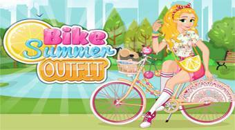 Bike Summer Outfit - Game | Mahee.com