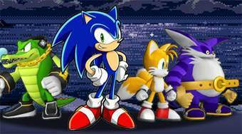 Sonic the Shooter | Mahee.es