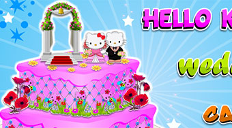 Hello Kitty Wedding Cake | Mahee.fr