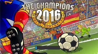 The Champions 2016 - online game | Mahee.com