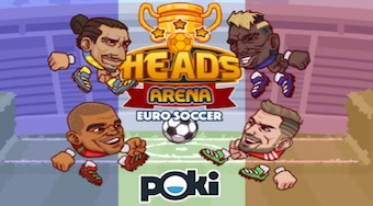 Heads Arena: Euro Soccer | Free online game | Mahee.com