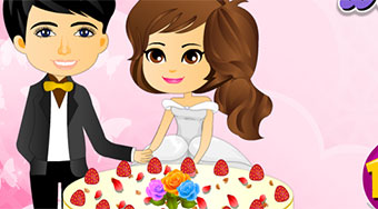 Italian Wedding Cake - online game | Mahee.com