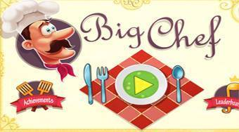Big Chef - Game | Mahee.com