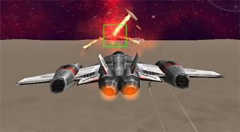 Alien Sky Invasion | Free online game | Mahee.com