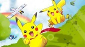 Pikachu Ice Dash