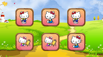 Hello Kitty Matching | Mahee.fr